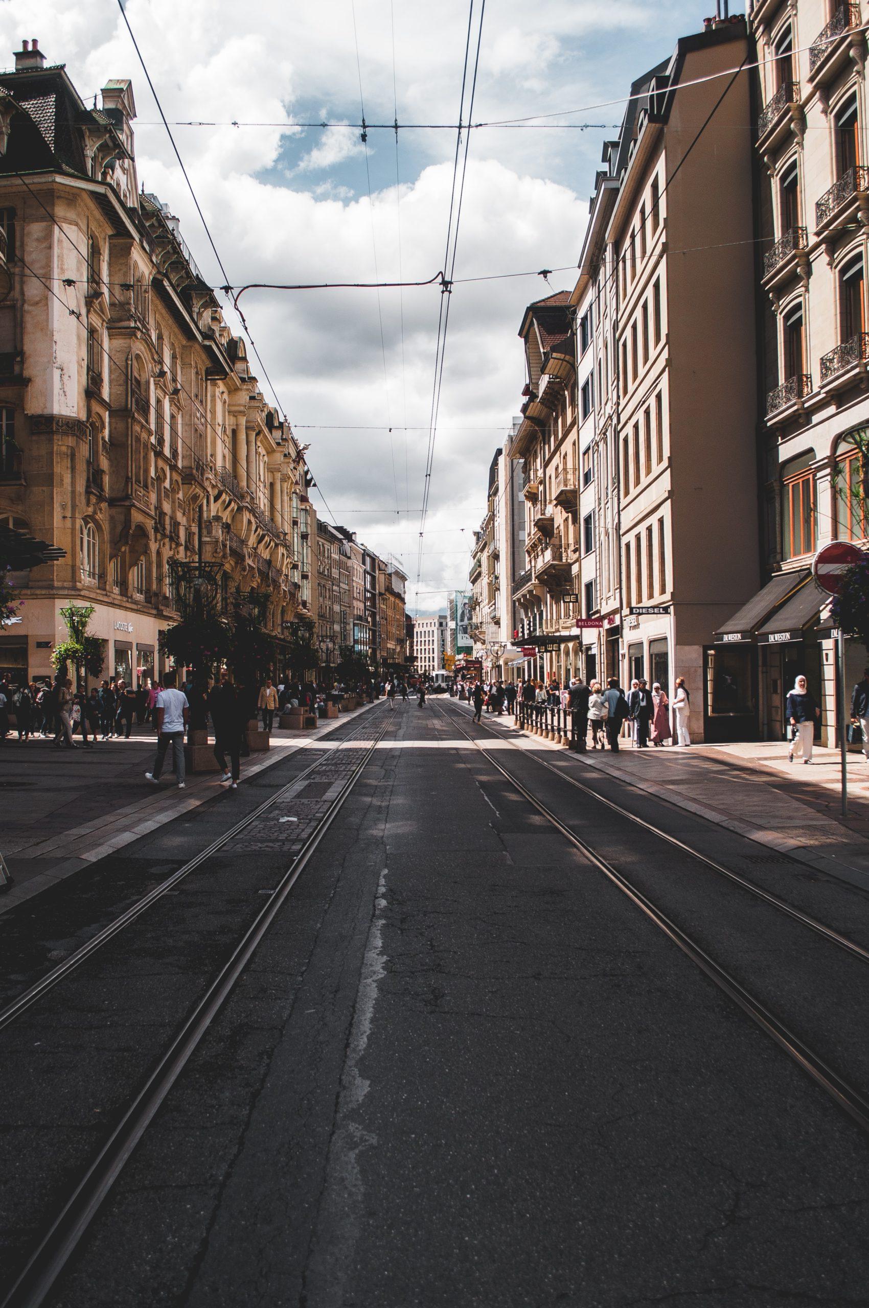 Bijouterie, Genève